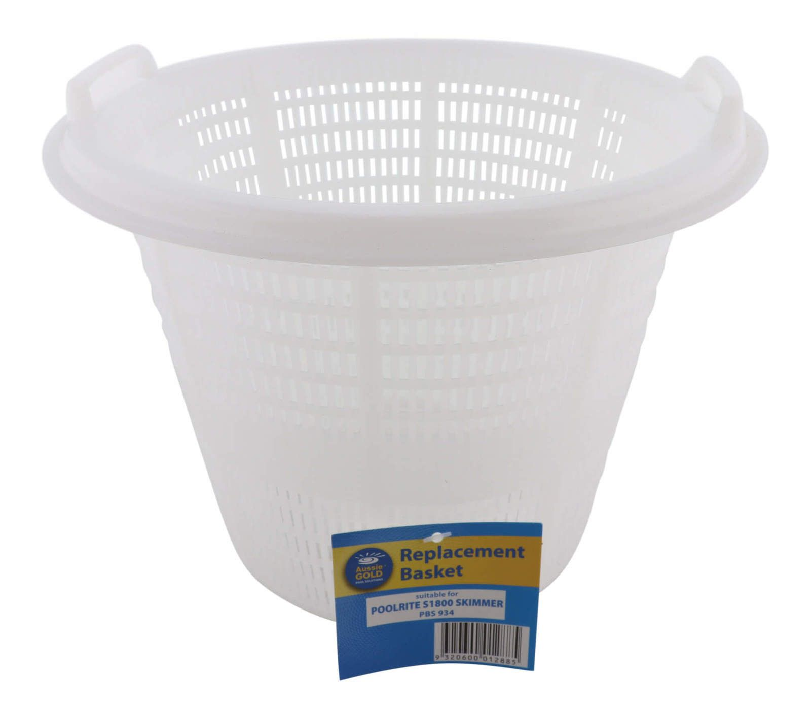 Poolrite s1800 skimmer basket aussie gold swimming pools - Swimming pool skimmer basket covers ...