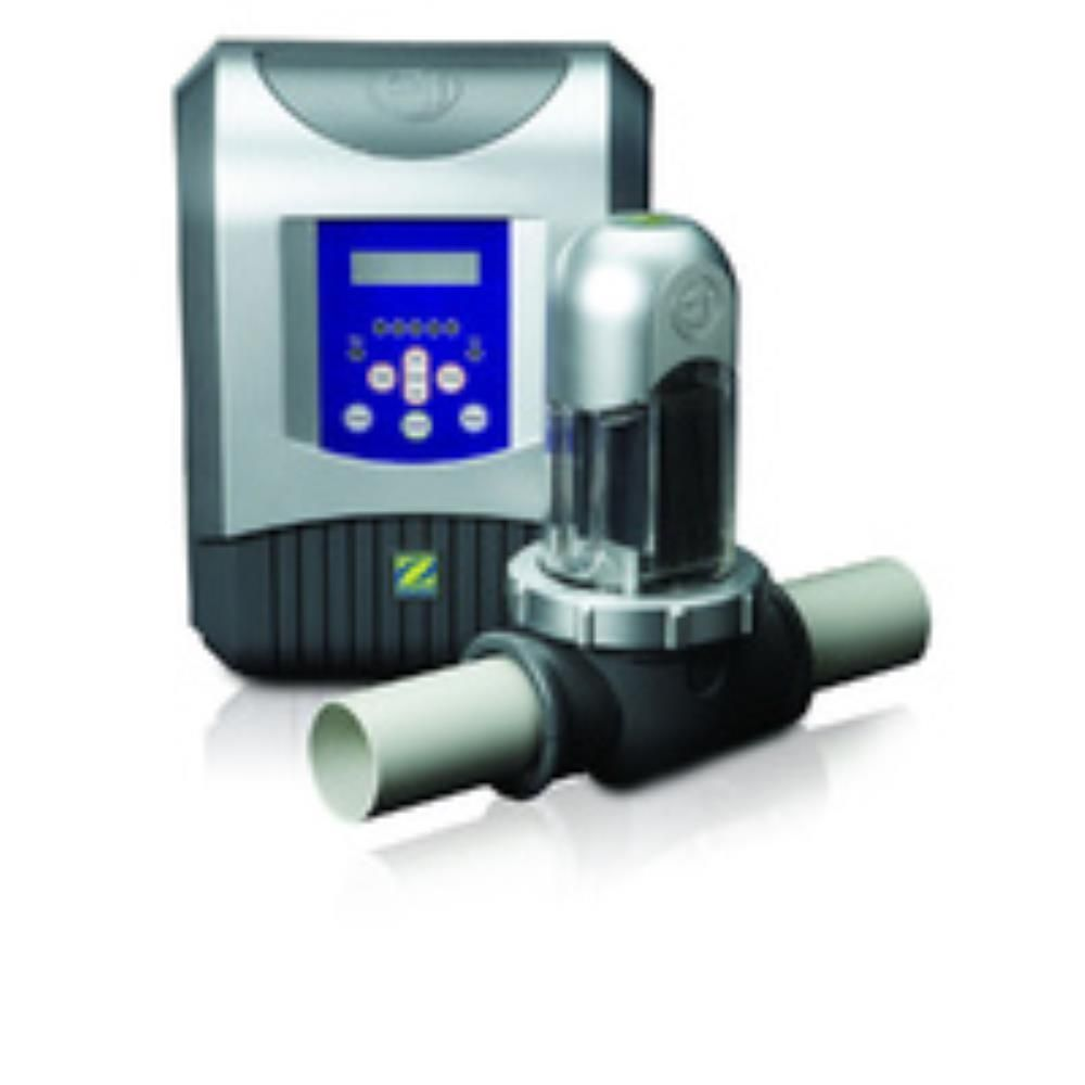 Zodiac ei 25 mid salt chlorinator 25 grm hr swimming pool chlorine generator ebay for Swimming pool salt chlorine generators
