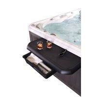 Spa Bar - Leisure Concepts Spa Side Smart Bar and Drawer