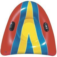 Wet Flyer Inflatable Boogie Surf Board Swimming Pool Toy Floatie