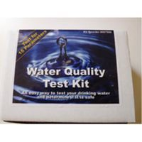 DRINKING WATER QUALITY TEST KIT- BACTERIA, LEAD, PESTICIDE AND MANY MORE