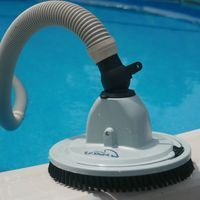 Lil Shark Above Ground Pool Cleaner - Onga Pentair Swimming Pool Cleaner