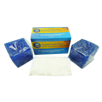 SWIMMING POOL WATER CLARIFIER FLOC CUBES X2 + PHOSPHATE REMOVER + SKIMMER SOCK
