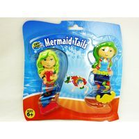 Swim Sportz Mermaid Tails Dive Stick Toys- Swimming Pool Game