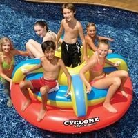 Swim Sportz Cyclone Spinner Massive Swimming Pool Inflatable Game