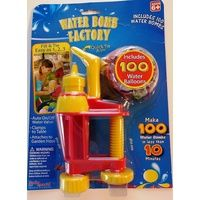 Swim Sportz Water Bomb Filling Factory Kit - Includes 100 Water Ballons
