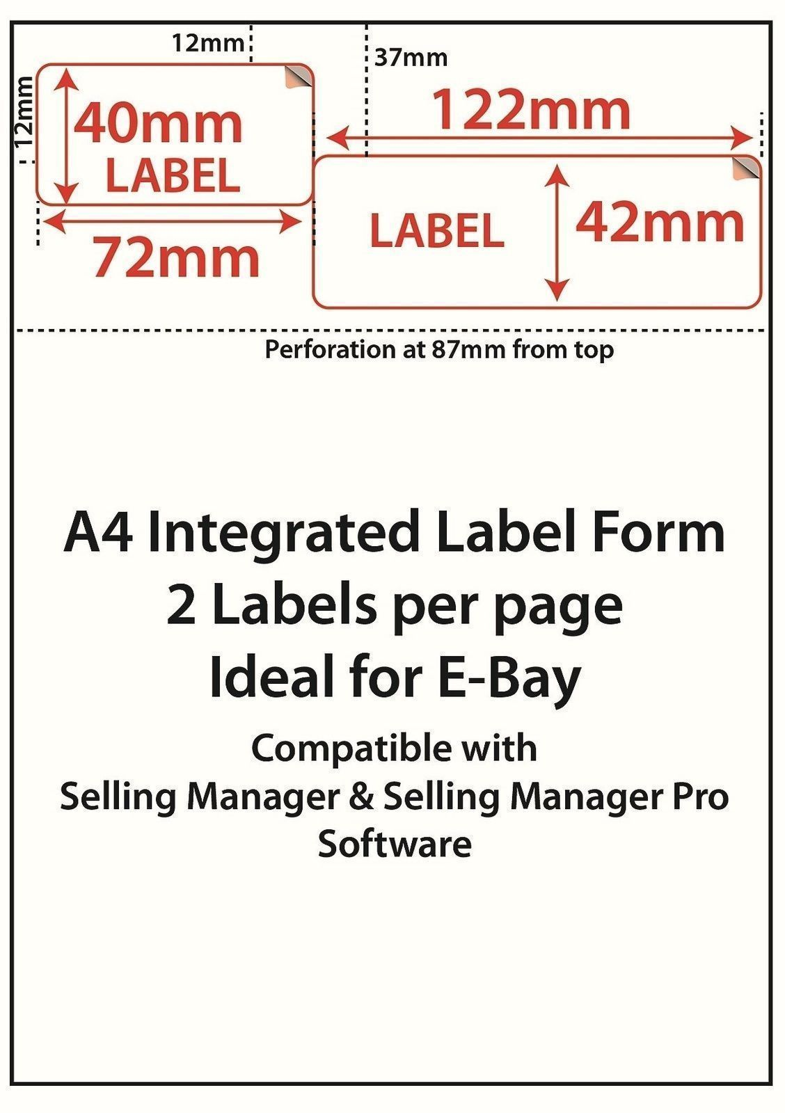 Ebay Labels Selling Manager Selling Manager Pro