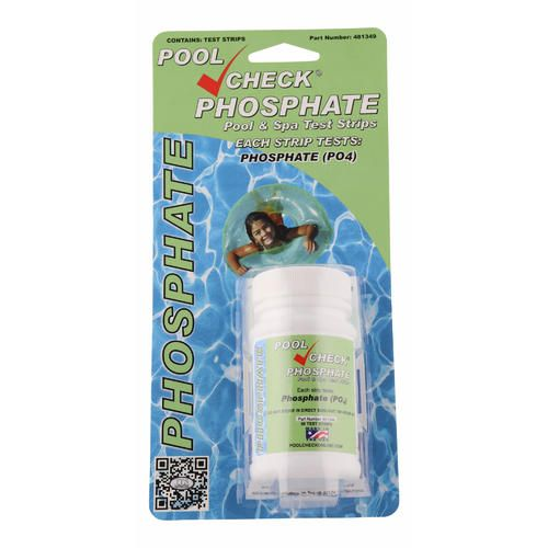 Pool Check Phosphate Test Kit Swimming Pool And Spa Phosphate Level Test