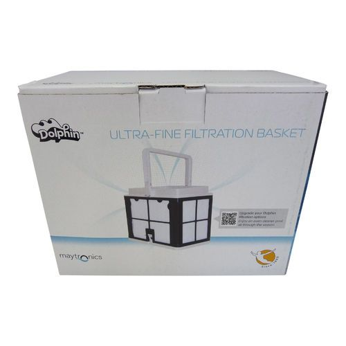 Maytronics Dolphin Filter Basket Ultra Fine -Pool Robot E10,E20,S20,S50,X20