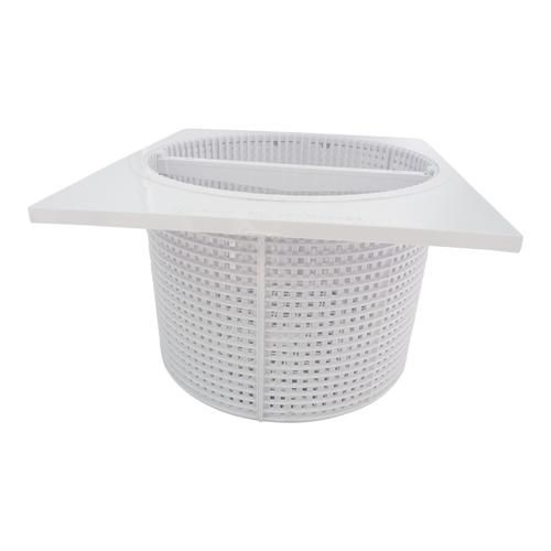 Hayward Skimmer Basket Genuine SPX1088GA with Collar Suits SP1088/9 Pool Skimmer