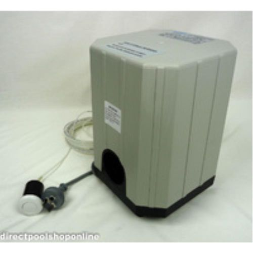 "Waterco Air Blower Whisperair S C/W Air Switch  2""-50mm Spa Bath Connections"