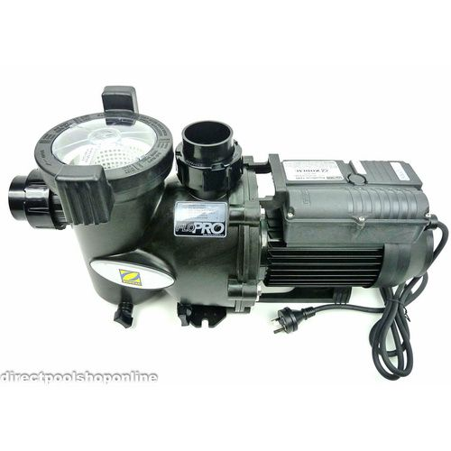 Zodiac Flo Pro 1hp 1ph Pump - Flopro Swimming Pool Pump W245100
